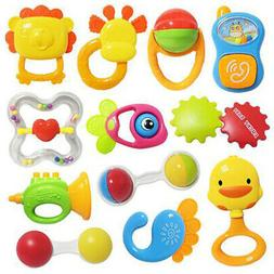 Kids Teethers Chew Teething Baby Safe Toy Training Chewing F