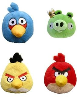 Angry Birds Limited Edition 3.5 inch King Pig - Blue Bird -