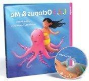 1,2,3 Octopus and Me Book and Musical CD by Do-Re-Me & You/K