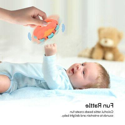 10pcs Shaker Grab and Rattle Set for