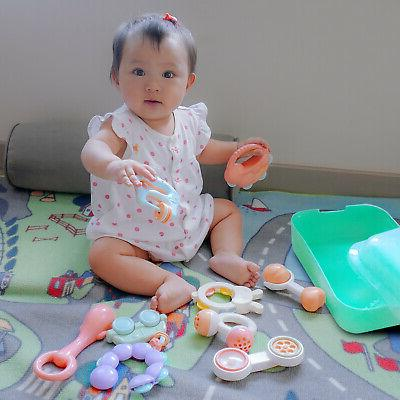 10pcs Shaker and Rattle for