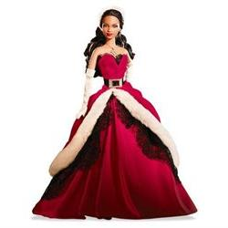 2007 Holiday Barbie - Ethnic