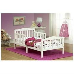 Orbelle 3-6T Toddler Bed - French white