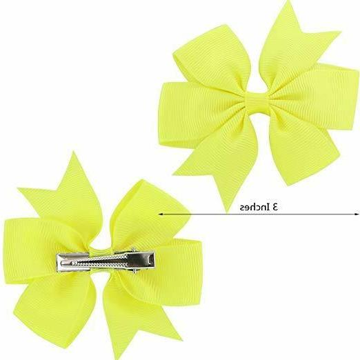 40Piece Boutique Pinwheel Clips