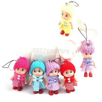 5Pcs Interactive Dolls Toy Small Doll For Girls and Boys