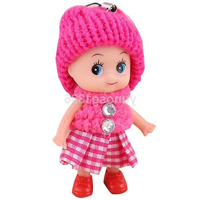 5Pcs Kids Toys Interactive Dolls Small Doll For and Boys