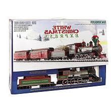 Bachmann White Christmas Express Ready To Run Electric Train