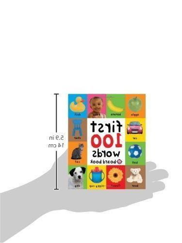 First Book For Kids Bright Toddler Children
