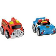 Fisher-Price Lil' Zoomers Rescue Racers