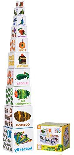 The World of Eric Carle, The Very Hungry Caterpillar Stackin