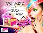 fantasy nails acrylic neon collection **FREE 2 DECORATIONS**