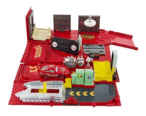 action drivers mack playset