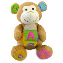 Adorably Cute Light Up Cheeks Animated ABC Alphabet Singing