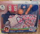 BABY ALIVE NEW MOMMY KIT WITH PACIFIER AND EXTRAS DIAPER BAG
