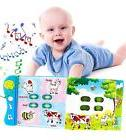 Animal Learning Book Baby Sounds Boxiki Kid Activity Toddles