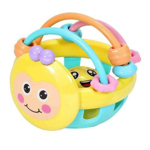 Baby Flexible Ball Rattle Toy Babies H
