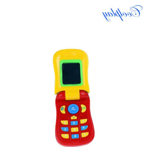 Baby Kid Musical Phone for Toddler Sound Hearing Learning