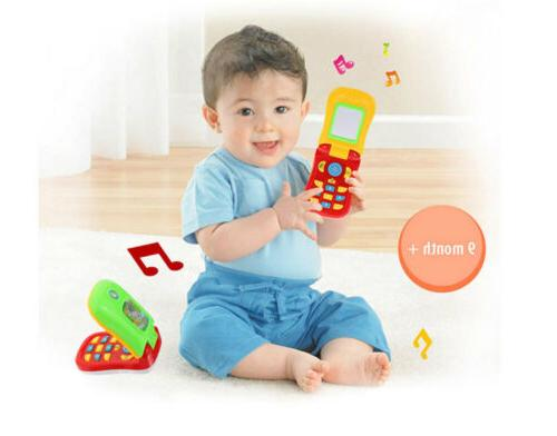 baby kid musical mobile phone for toddler