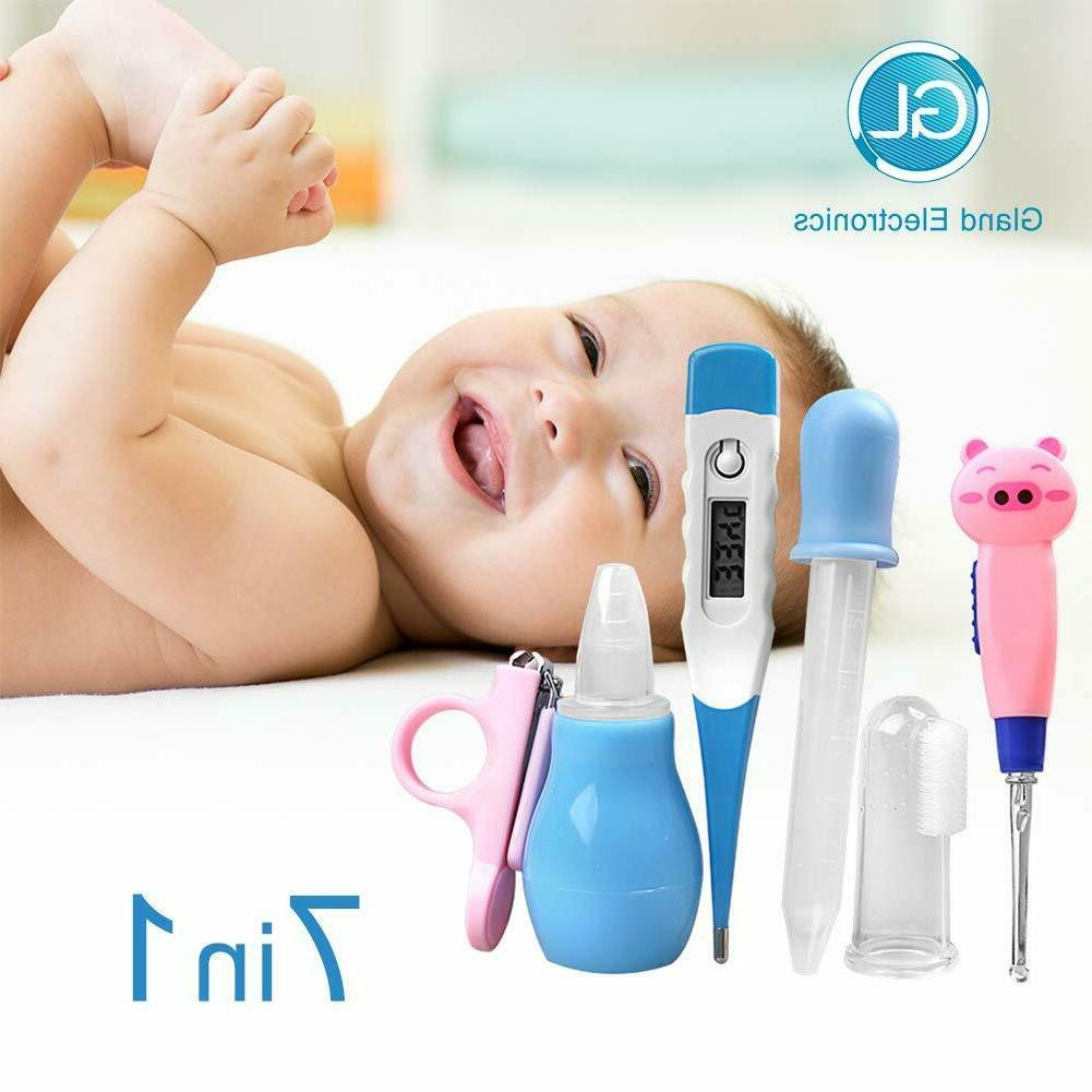 baby kit infant grooming kit 7 piece