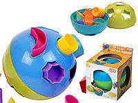 BABY'S FIRST SHAPE SORTER-  GREAT FOR HAND AND EYE COORDINAT