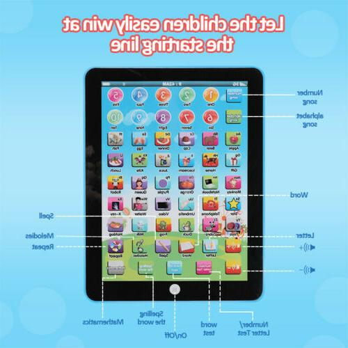 Educational Year Kids Tablet