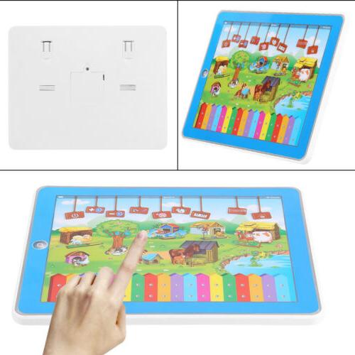 Baby Tablet Educational Toys Girls Toy For English