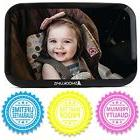 Baby Backseat Mirror Car - Safely Monitor Infant Child Baby