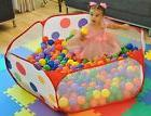 Ball Pool Tent Baby Toy Stages Educational Learn Outdoor Gam