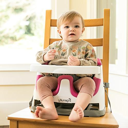 Ingenuity Baby 2-in-1 Seat - - Booster Feeding