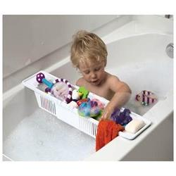 KidCo Bath Storage Basket - For Bath Toy, Soap, Shampoo