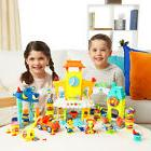 Big Set Play Doh Town 3 in 1 Town Center 8 Containers and Di