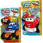 Tonka Chuck Board Book Set For Kids Toddlers , New,