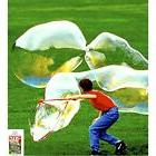 Bubble Maker Big Bubbles Wand Mix 2.7 GALLONS Kids Summer To