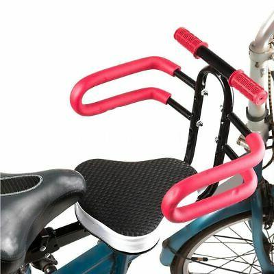 child seat for bike front mount quick