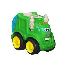 Tonka Chuck & Friends Classic Vehicle - Rowdy The Garbage Tr
