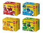 LEGO Classic Quad Pack Kids Activity Building Toy Kit Play F