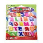26PCS Colorful Magnetic Numbers and Letters Teaching Fridge