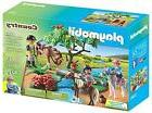 Playmobil Country Playset Bundle with Take Along Horse Stabl