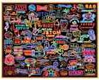 Crossword Puzzle Gifts Neon Signs - Jigsaw Puzzles For Adult