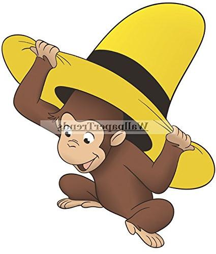 curious george yellow hat monkey