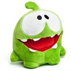 Cut The Rope 5 Hungry Om Nom Plush