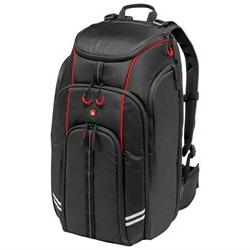 Manfrotto D1 Lightweight, Water- Resistant Backpack for Quad