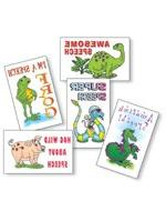 Deluxe Speech Stickers: Speech and Language Therapy Awards f