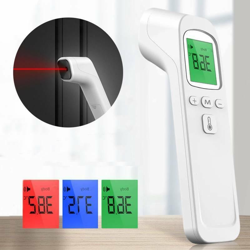 No Contact Forehead Thermometer, Digital Infrared Temporal T