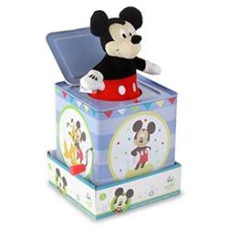 Disney Mickey Mouse Clubhouse Theme Jack In The Box Classic