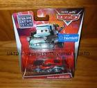 Disney Pixar CARS Heavy Metal Mater LIGHTNING MCQUEEN Exclus