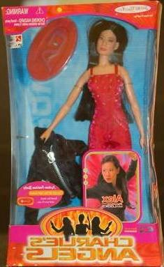Charlie's Angels Alex Doll  Girl Force
