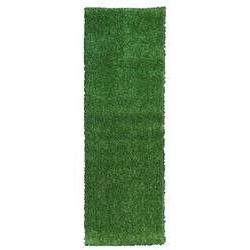 Evergreen Artificial Solid Grass Design Green Indoor/Outdoor