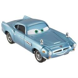 Finn Mcmissile Disney Pixar Cars 2 Check Lane Movie Cars