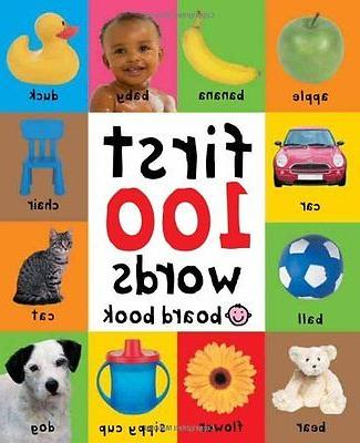 First 100 Words Selling Kids Book